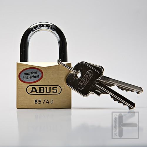 Vorhänge-Schloss ABUS 85/40