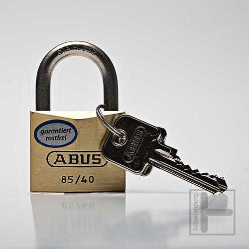 Vorhänge-Schloss ABUS 85/40 VA