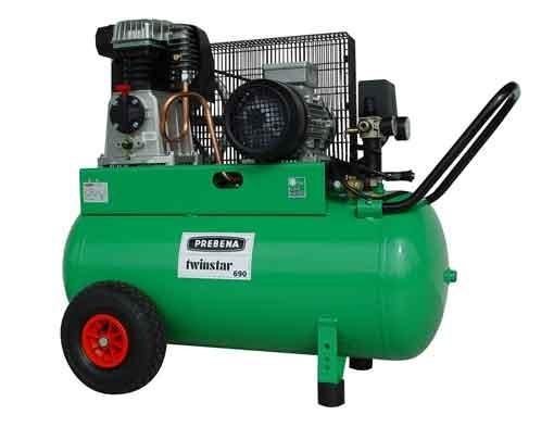 Mobiler Kompressor Twinstar 690