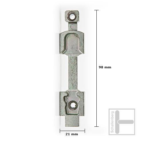GU Schließplatte Schließblech 9-32423-00-0-1 9-32423 Aufdruck