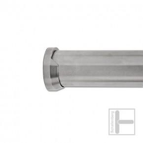 Edelstahl-Rohr 30 mm Ohne Wandlager / 175 cm