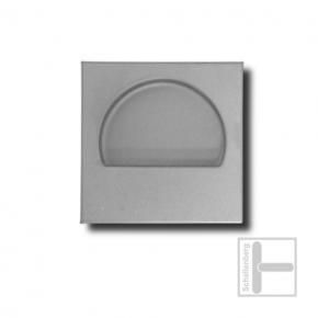 Schiebetürmuschel 32.40.100 Aluminium