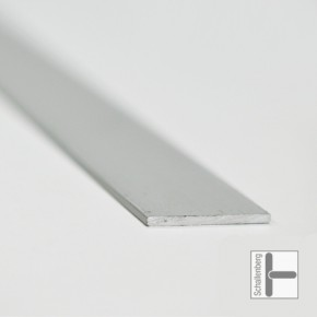 Leichtmetall Flachprofil 25mm